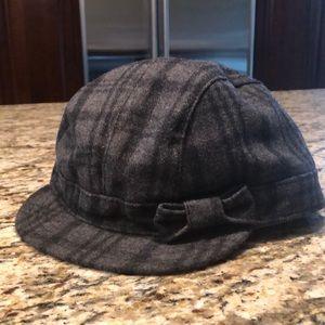 Accessories - News boy style hat